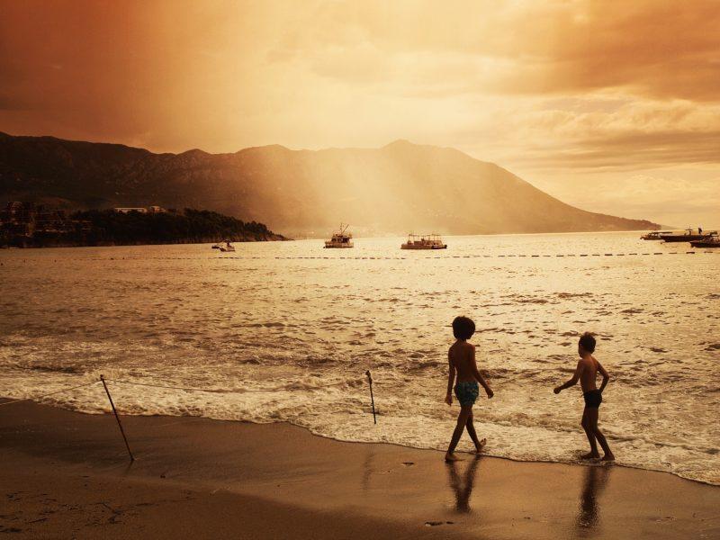 ocean children