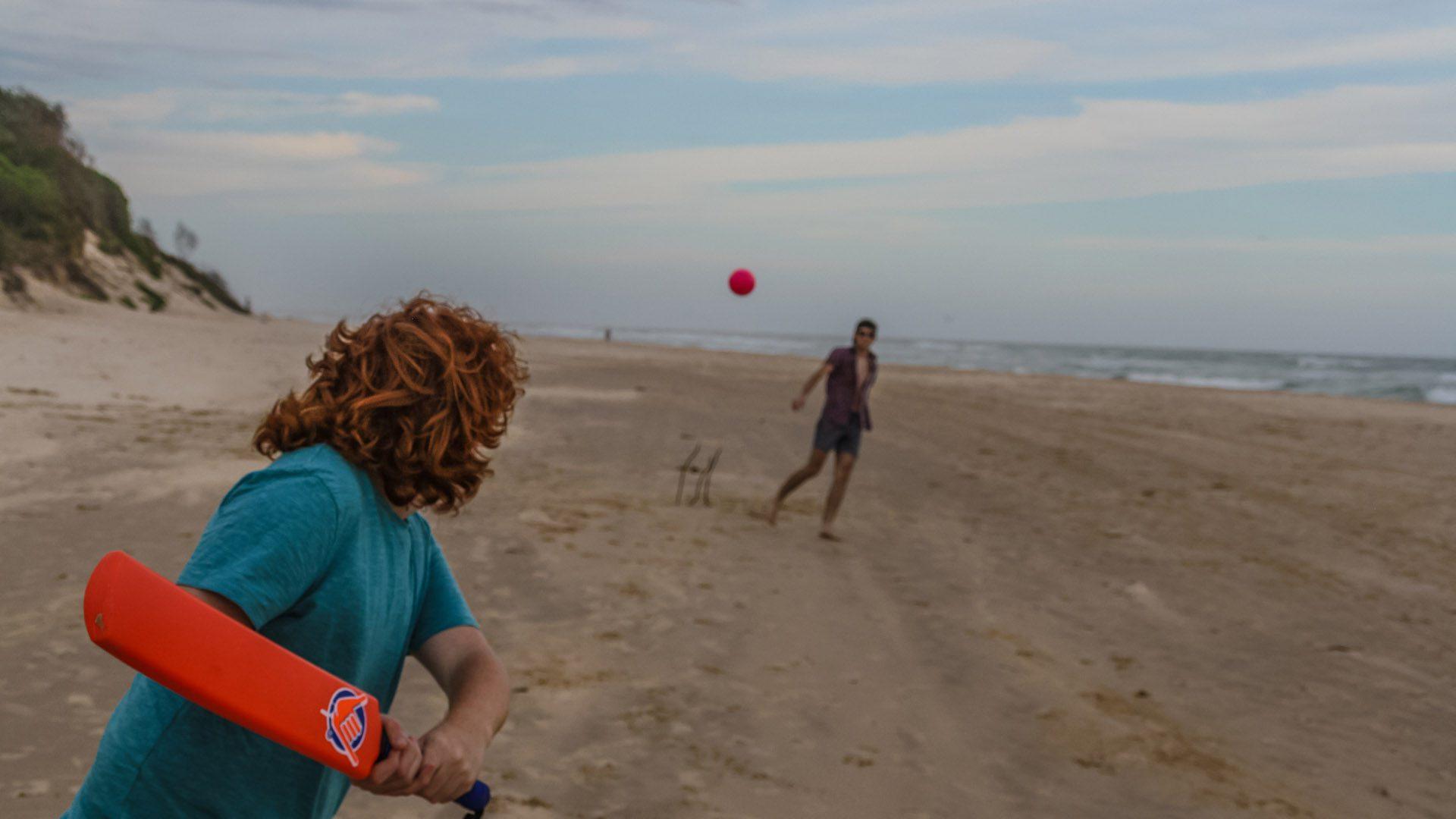 ocean beach fun
